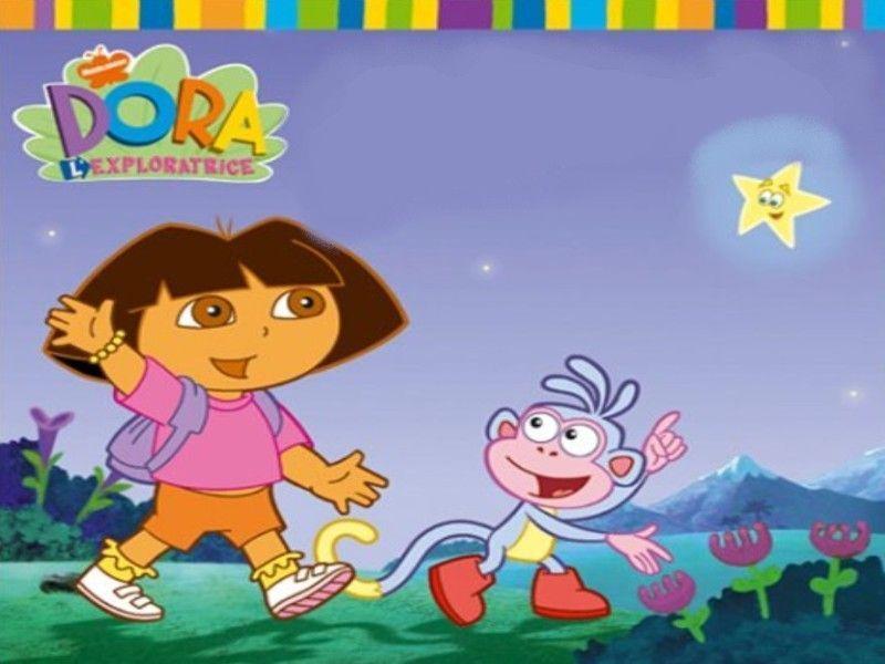 Dora et babouche - Singe de dora ...