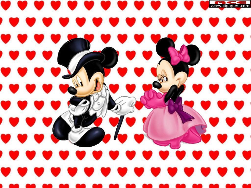 Fond D Ecran Mickey